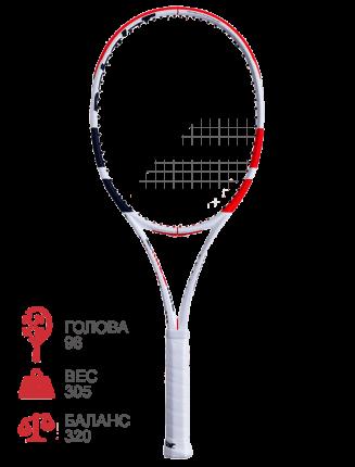 Теннисная ракетка Babolat Pure Strike 18*20  2020 Новинка! Ракетка Доминика Тима! (4)