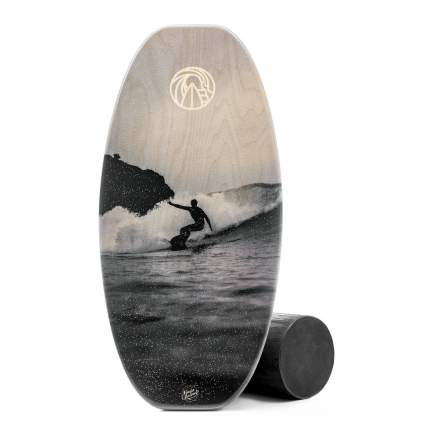 баланс борд ninjaboards WAKE SURFER #19 760мм, ролик 160мм