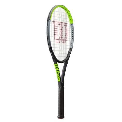 Ракетка для большого тенниса Wilson Blade 104 Version 7.0 304C черная/зеленая