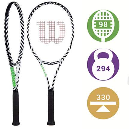 Теннисная ракетка Wilson Blade 98S BOLD Новинка 2019-го года! (2)