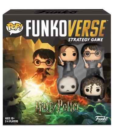 Настольная игра POP! Funkoverse: Harry Potter 100 Base Set 42631