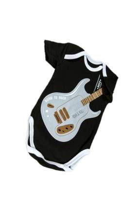 Боди с коротким рукавом Amarobaby Rock Baby 01 Guitar, р. 62