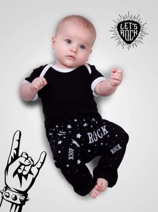 Штанишки детские Amarobaby Rock Baby, р. 56