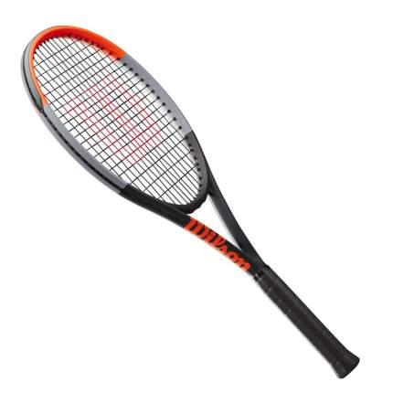 Ракетка для большого тенниса Wilson Clash 100 1A4C черная/красная