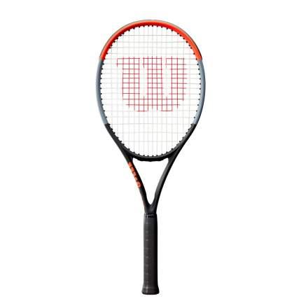Ракетка для большого тенниса Wilson Clash 100L синяя/красная