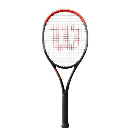 Ракетка для большого тенниса Wilson Clash 98 0411 синяя/красная