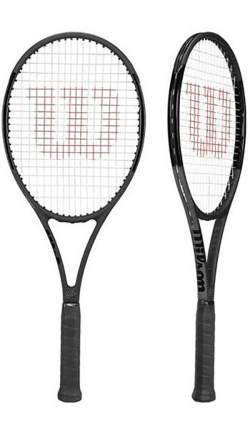 Ракетка для большого тенниса Wilson Pro Staff 97L CV Countervail EE96 черная