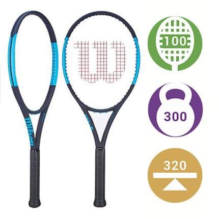 Теннисная ракетка Wilson Ultra 100 CV самая продаваемая ракетка в серии! (2)