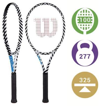 Теннисная ракетка Wilson Ultra 100L Bold edition. Новинка 2019 года! (2)