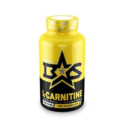 Жиросжигатель Л-Карнитин в капсулах Binasport L-Carnitine №120 по 450 мг