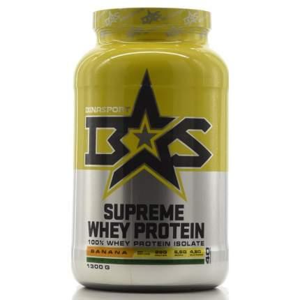 Протеин Binasport Premium Whey 1300 г Banana