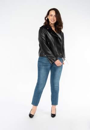 Куртка женская Modis M201W00333S642 черная 3XL
