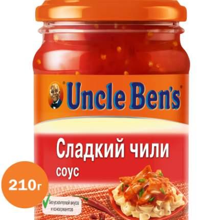 Сладкий чили соус для приготовления блюд Uncle Ben's 210 г