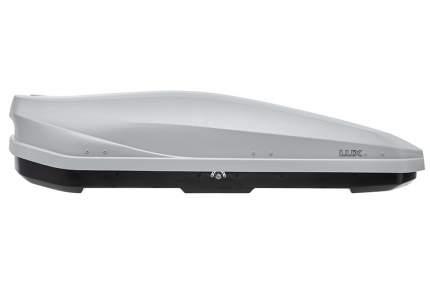 Бокс на крышу автомобиля LUX IRBIS 175 серый матовый 175х85х40