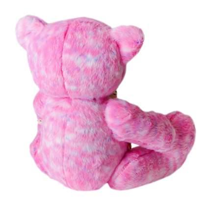 """Мягкая игрушка """"Медведь"""" 20 см, с бантом, цвет розовый Sima-Land"""