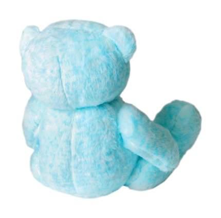 """Мягкая игрушка """"Медведь"""" 20 см, с бантом, цвет голубой Sima-Land"""