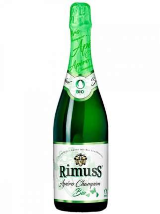 Безалкогольное шампанское Rimuss Apero Champion Bio 750 мл