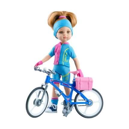 Набор Paola Reina Одежда для куклы Даши велосипедистки, 32 см
