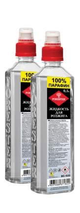 Жидкость для розжига Forester BC-920-2 0,5л набор из 2 штук
