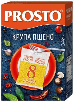 Пшено Prosto высший сорт 62.5 г*8 пакетиков 500 г