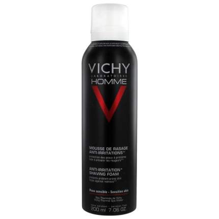Пена для бритья VICHY Homme Mousse De Rasage Anti-Irritations 200 мл