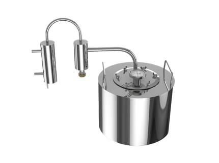 Дистиллятор Феникс, Мечта, с сухопарником и термометром, 12 литров