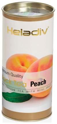 Чай черный HELADIV HD PEACH 100 gr Round P.T.