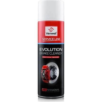 Очиститель тормозов Venwell EVOLUTION MAX 600 мл