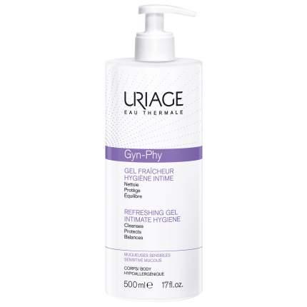 Средство для интимной гигиены Uriage GYN-PHY 500 мл