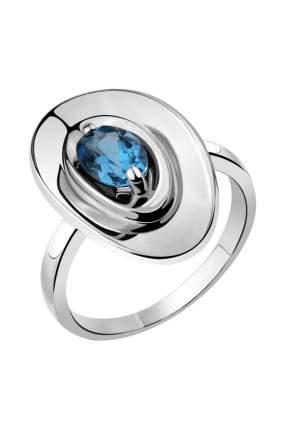 Кольцо женское Aquamarine 6918905.5 р.17.5