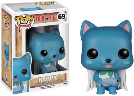 Фигурка Хэппи Хвост Феи (Funko POP Fairy Tail Happy Action Figure) №69 Funko 38859