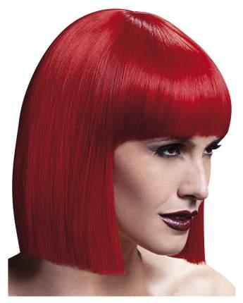 Красный парик Lola Fever