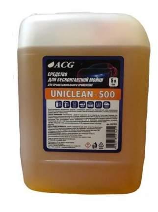 Щелочное моющее средство для мойки высокого давления ACG Uniclean-500 1017021 5 кг