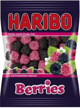 Мармелад жевательный Haribo berries ягоды 100 г