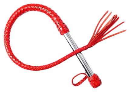 Однохвостная красная плеть 70 см Sitabella