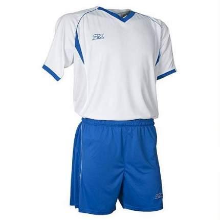 Форма футбольная 2K Agio Pro Line, white/royal, XXL