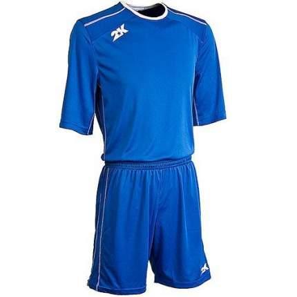 Форма футбольная 2K Crotone, royal/royal/white, 3XL