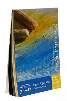 Альбом для пастели Tints 300х210 мм 160 г/м2 24 листа Winsor & Newton WN6660763
