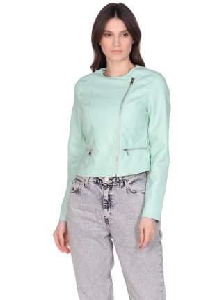 Куртка женская Modis M201W005811ACW зеленая 42