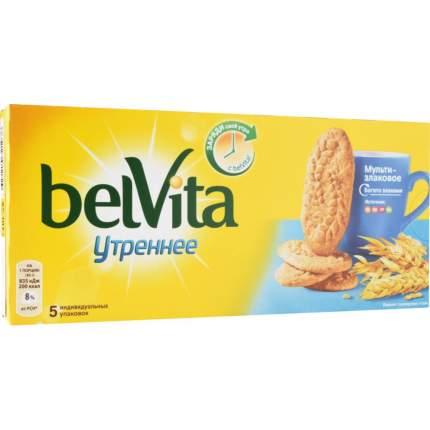 Печенье утреннее BelVita мульти-злаковое 225 г