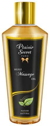 Массажное масло для тела с нейтральным ароматом 250 мл Plaisir Secret
