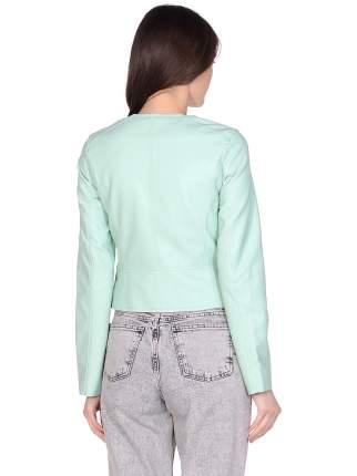 Куртка женская Modis M201W005811ACW зеленая 44