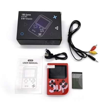 Игровая консоль Pallmexx SUP Game Box Plus 400 in 1 Red