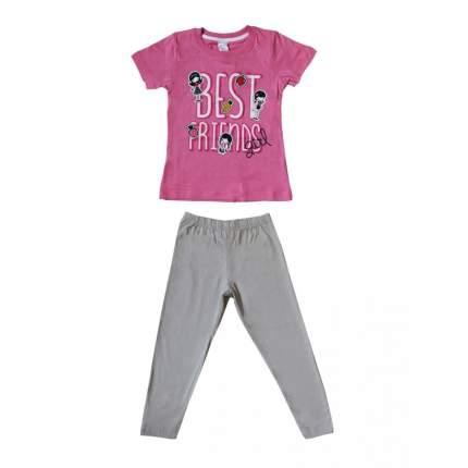 Комплект для девочек Bella veza 4010-01 цв. розовый р.110
