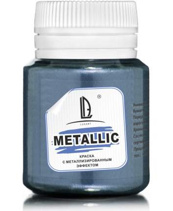 Акриловая краска LuxMetallic , 20 мл, серебро старое Luxart M13V20