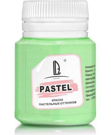 Акриловая краска LuxPastel , 20 мл, салатовый пастельный Luxart A6V20