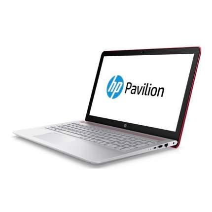 Ноутбук HP Pavilion 15-cc527ur Red (2CT26EA)