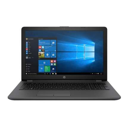 Ноутбук HP 250 G6 Dark Silver (2HG27ES)