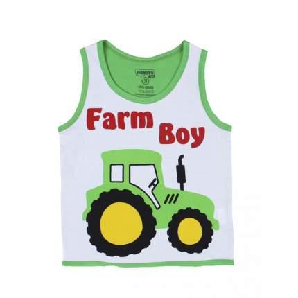 Майка для мальчиков Bonito kids 4045-01 цв. зеленый р.104