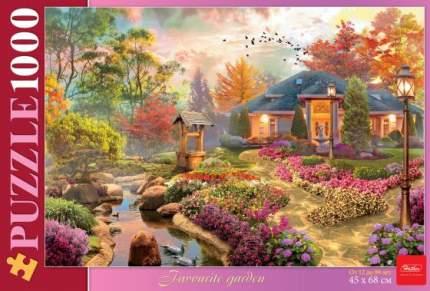 Пазл Hatber STANDART Любимый сад, 1000 элементов
